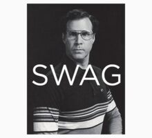 Will Ferrell Swagger by zachattacker