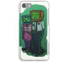 tv peoples iPhone Case/Skin