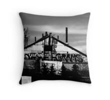 Urban Design Throw Pillow