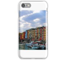 Colours of Portovenere (best viewed large) iPhone Case/Skin