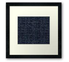 Superior Tetris Framed Print