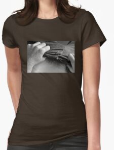 ROUTE 66 SERIES CARDS 1010 Womens Fitted T-Shirt