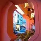 pink window by aspenrock