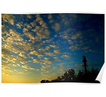 Sanibel Lighthouse013 Poster