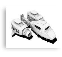 37 Podrod Concept Racer Canvas Print