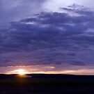 Sunrise Panorama by Steve Chapple