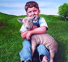Farm Boy by A. F. Branco