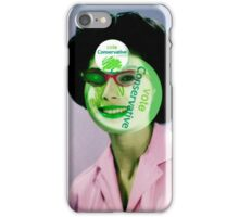 The Election Ticket Team. iPhone Case/Skin