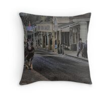 A New Victoria Throw Pillow
