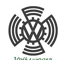 Volkswagen Logo by Tiltedgiraffes