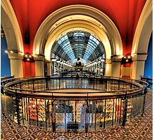 Old Style Elegance - QVB, Sydney - The HDR Experience Photographic Print