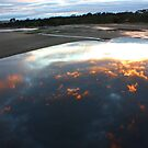 Sandringham beach by Ian Stevenson