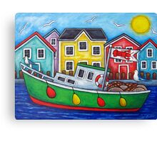 Maritime Special Canvas Print