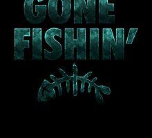 Gone Fishin' Foamposite  by owned