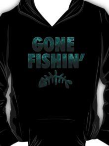 Gone Fishin' Foamposite  T-Shirt