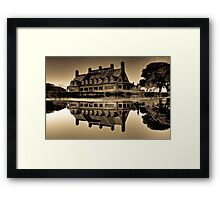 Perfect Deception Framed Print