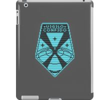 Retro XCOM iPad Case/Skin
