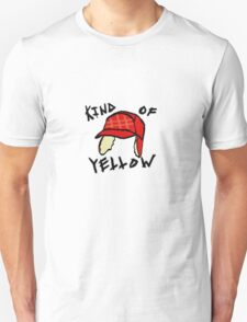 Kind of Yellow Unisex T-Shirt
