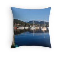 Kettering Marina Throw Pillow