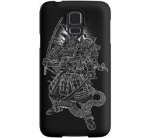 Dragon Samurai Samsung Galaxy Case/Skin