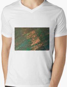 layers of color - three Mens V-Neck T-Shirt