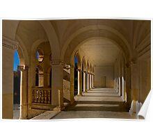 Colonial Portal Mtarfa Primary School Malta Poster