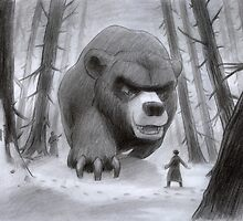 Vlad and Lev confront the Great Bear by Daniel Rodgers