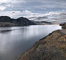 Holter Lake by Topps