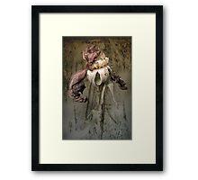 Rust 'n Roses ~ #2 Framed Print