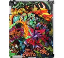 Just another day in the jungle iPad Case/Skin