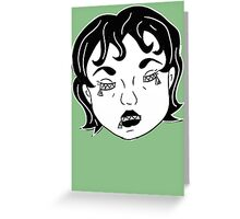 Zip: Melosa Greeting Card
