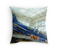 Blue Angels Jets #3 Throw Pillow