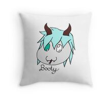 Chibi Nini Throw Pillow