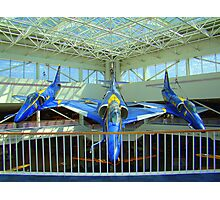 Blue Angels Jets #2 Photographic Print