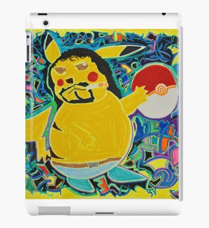 Gangster Pikachu iPad Case/Skin