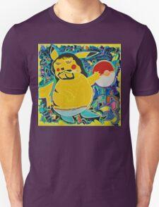 Gangster Pikachu T-Shirt