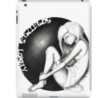 Sometimes Lonely iPad Case/Skin