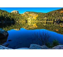 Bear Lake Photographic Print