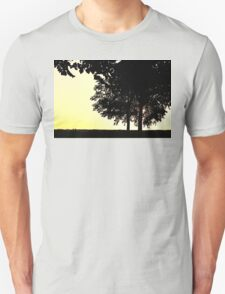 Backlit Trees T-Shirt