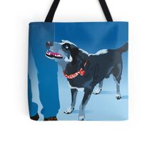 blue heeler Tote Bag