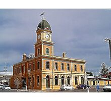 Moonta Town Hall Photographic Print