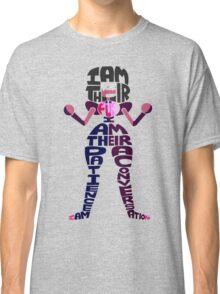 Garnet Typography Classic T-Shirt