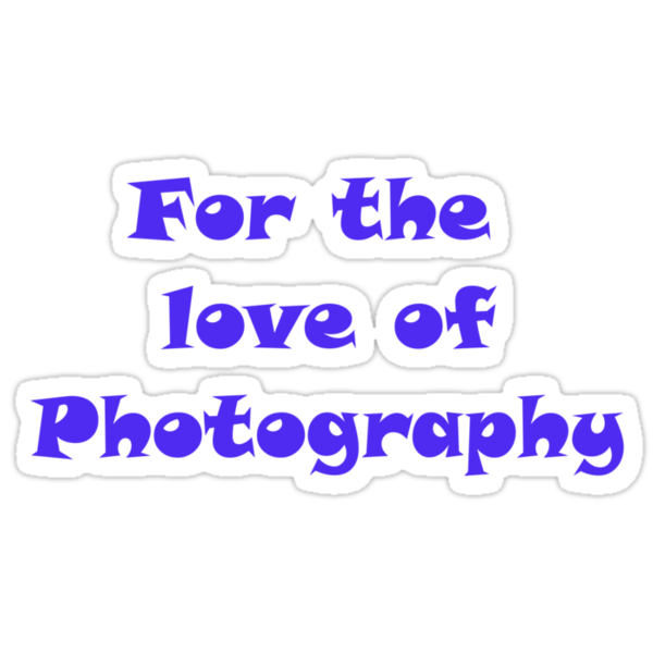 Love of Photography by Kelly Robinson