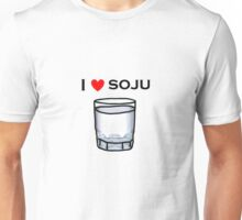 I love soju Unisex T-Shirt