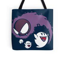 Ghostly Yin & Yang Tote Bag