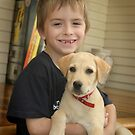 """""""Me & my puppy"""" by kristy  kenning"""