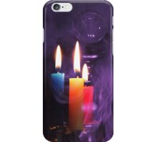 Crystal Ball and Candlelight iPhone Case/Skin