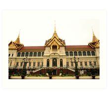 Grand Palace Art Print