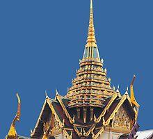Grand Palace by Arvind Balaraman