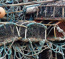 Lobster Pots I by shane22